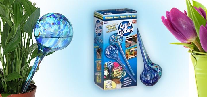 Шары для полива Aqua Globe