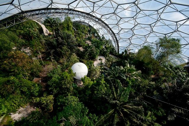 Самый большой купол