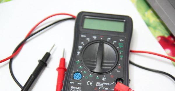 Тестер для проверки светодиодов