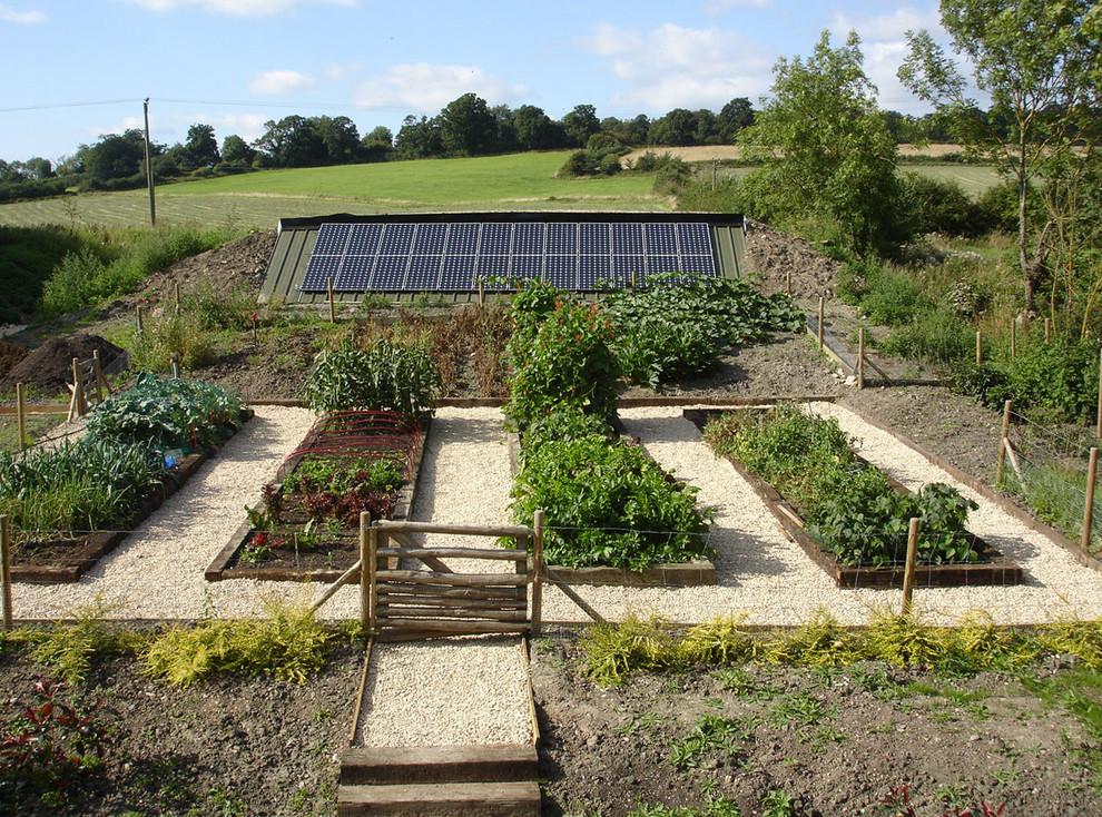 Умная дача: зеленая энергия и ленивые грядки