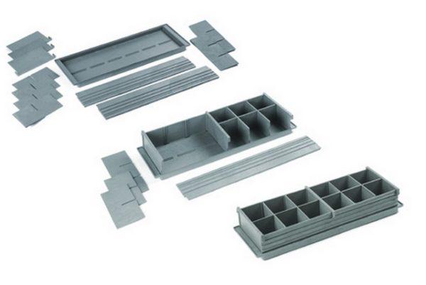 Разборный ящик для рассады с отдельными ячейками. В магазинах можно встретить под именем «рассадницы»