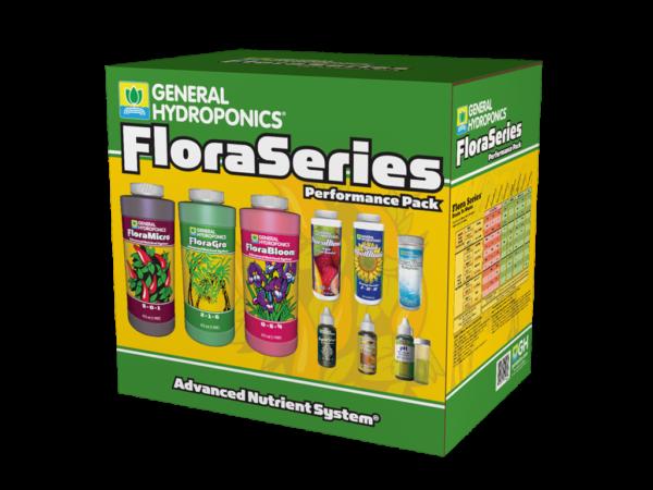 Набор для начинающих Flora Series Performance Pack